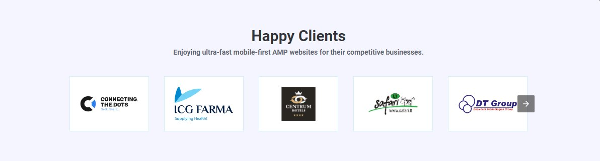 Responsive AMP-Carousel on desktop screen
